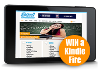 New S-cool pn a Kindle Fire
