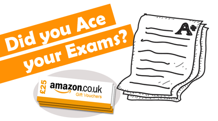 Did you ace your exams?